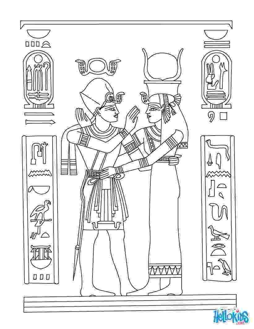 egyptian coloring pages ancient egypt papyrus online coloring pages hellokidscom coloring pages egyptian