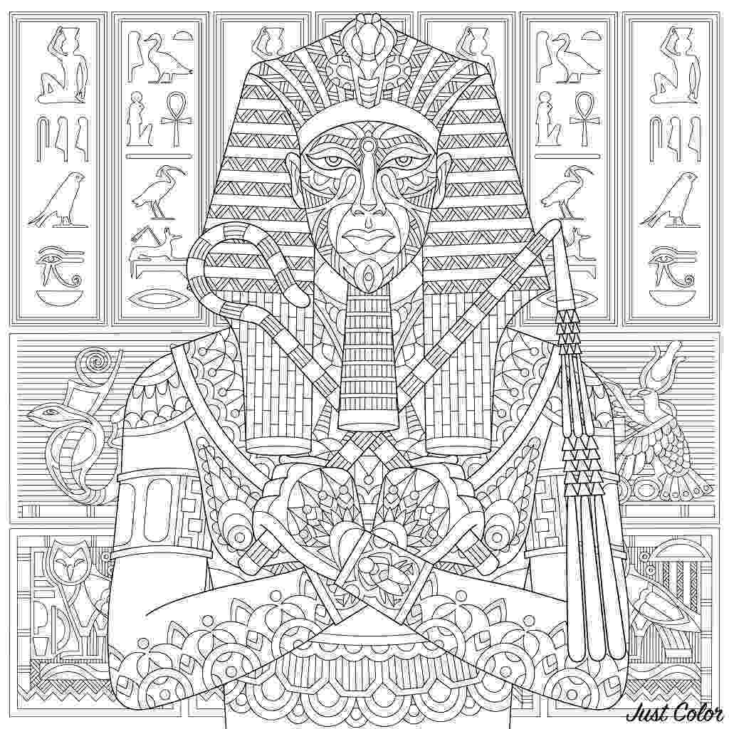egyptian coloring pages free printable ancient egypt coloring pages for kids coloring egyptian pages