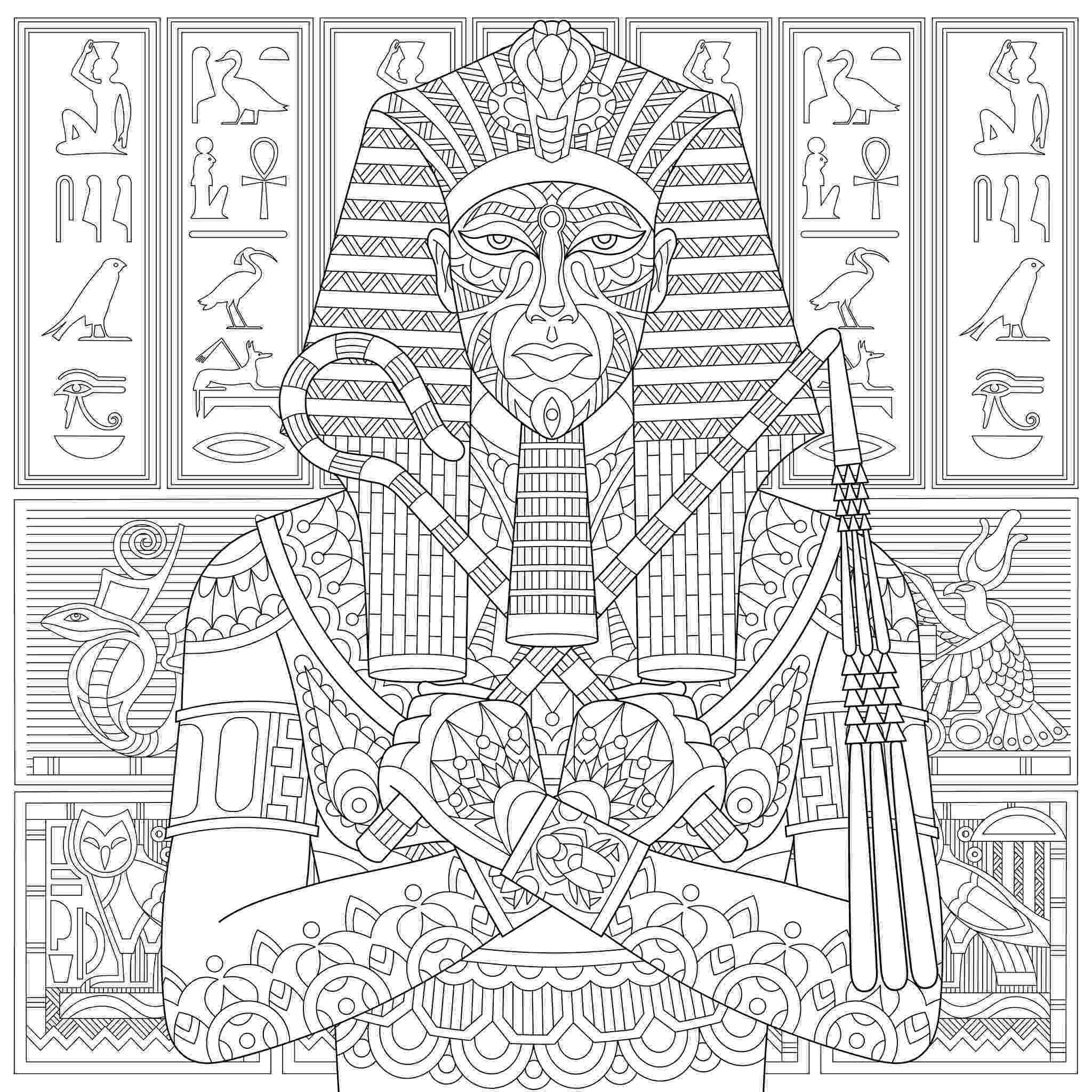 egyptian pictures to color egypt to download egypt kids coloring pages to egyptian color pictures