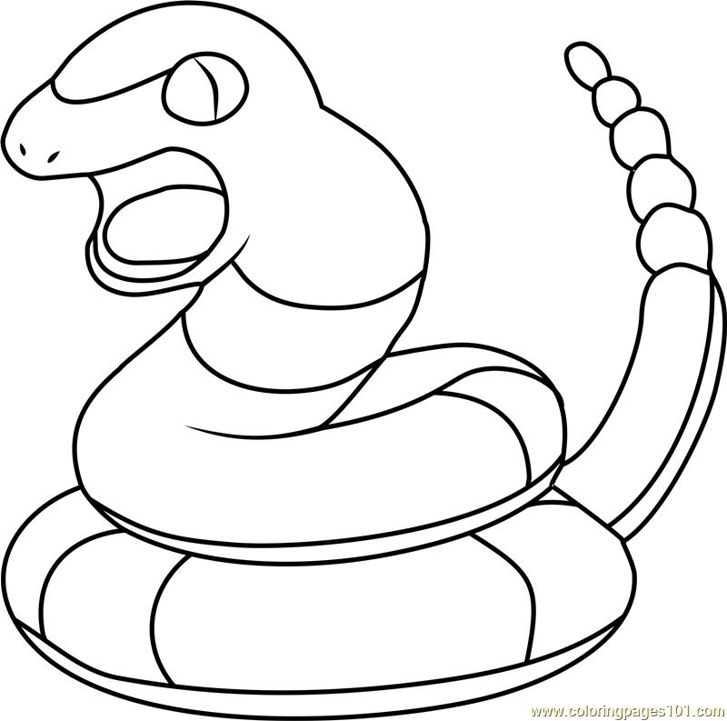 ekans coloring pages pokemon free printable coloring pages for kids pages ekans coloring