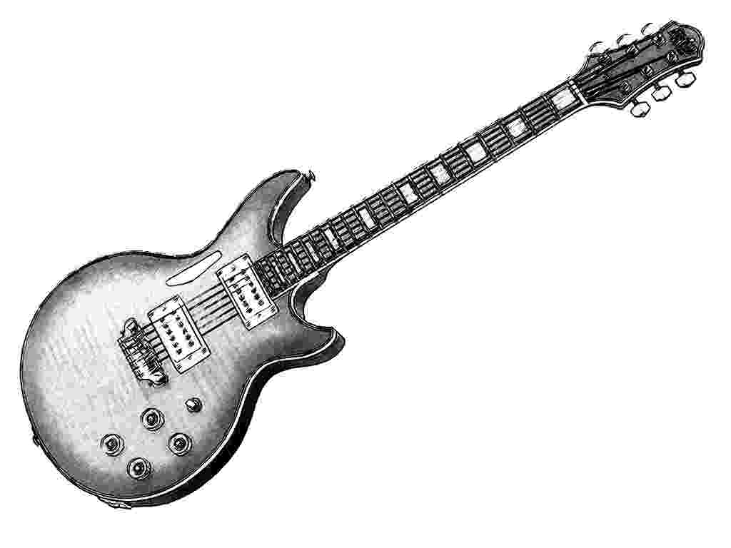 electric guitar sketch electric guitar sketch stock vector lhfgraphics 14136049 sketch guitar electric