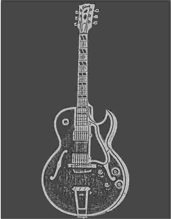 electric guitar sketch learn how to draw an electric guitar musical instruments guitar sketch electric