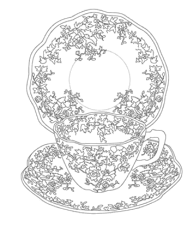 elegant coloring pages elegant tea party coloring book coloring books tea pages coloring elegant 1 1