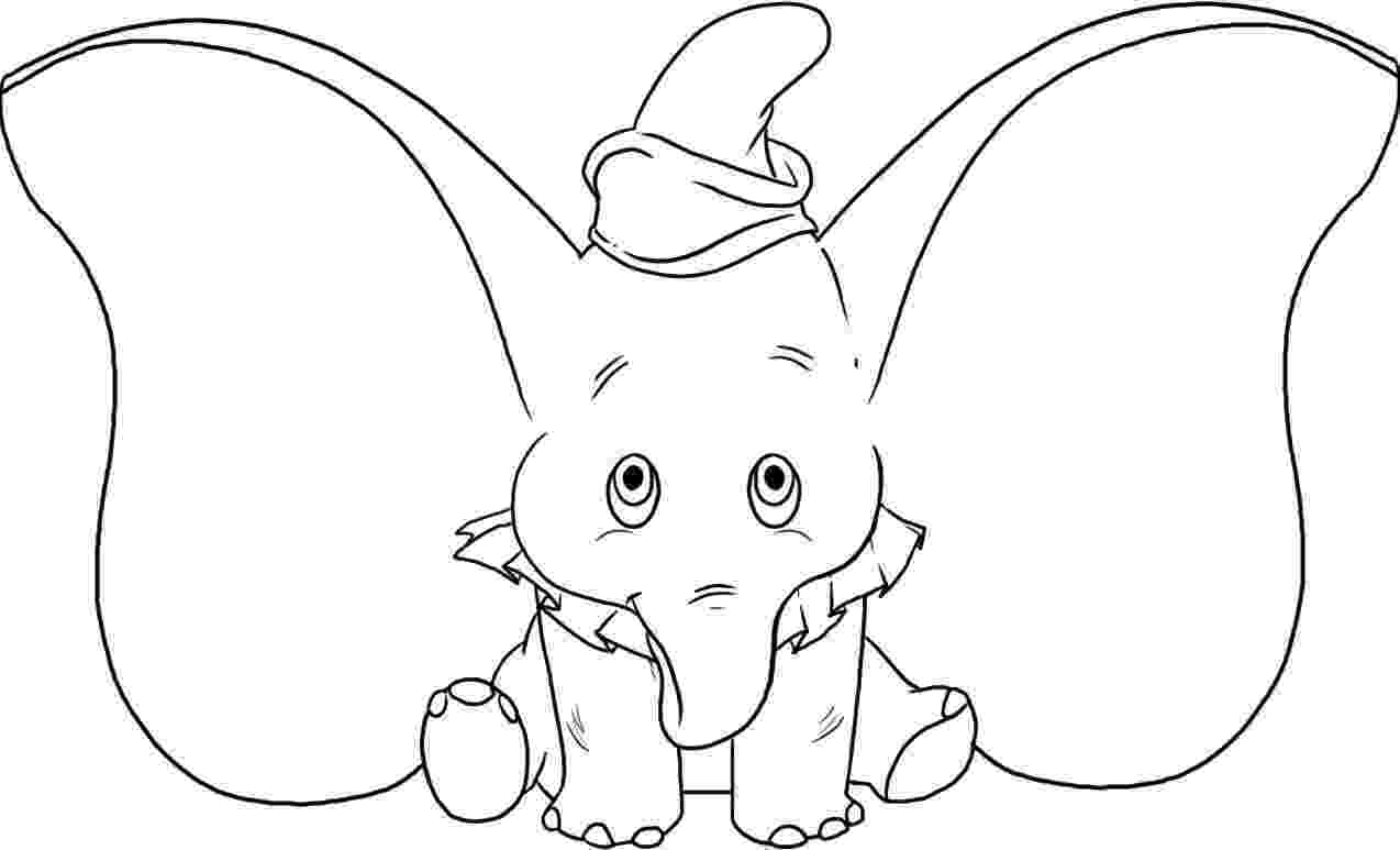 elephant color sheet free printable elephant coloring pages for kids cool2bkids elephant color sheet