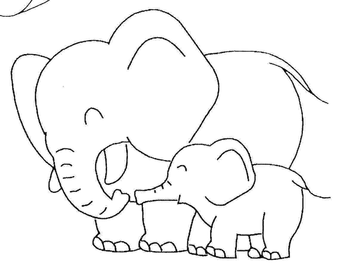 elephant images for colouring coloring pages for animals elephant big animals coloring images elephant for colouring