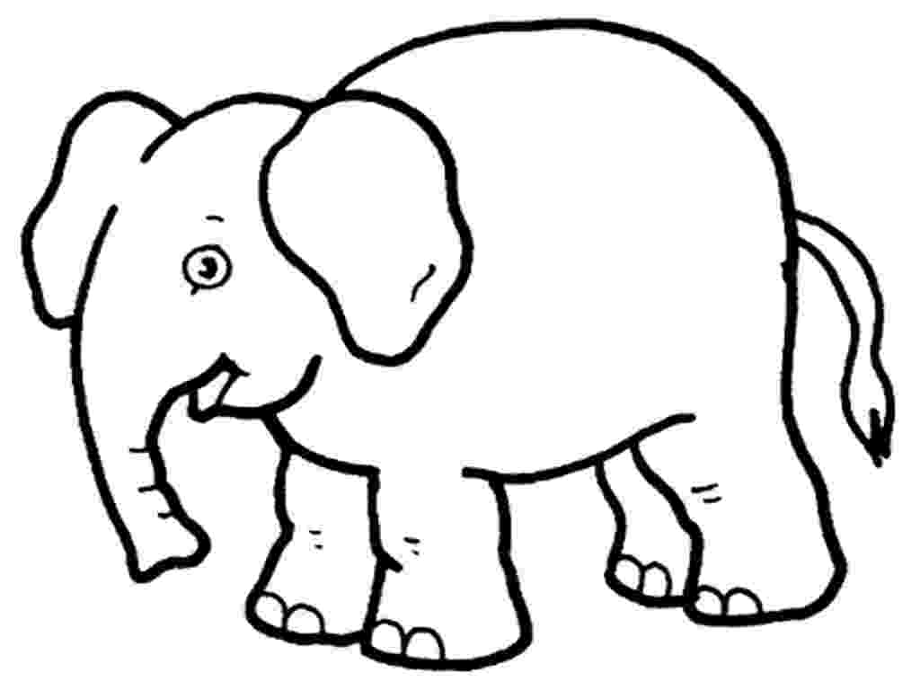 elephant images for colouring free printable elephant coloring pages for kids elephant colouring images for