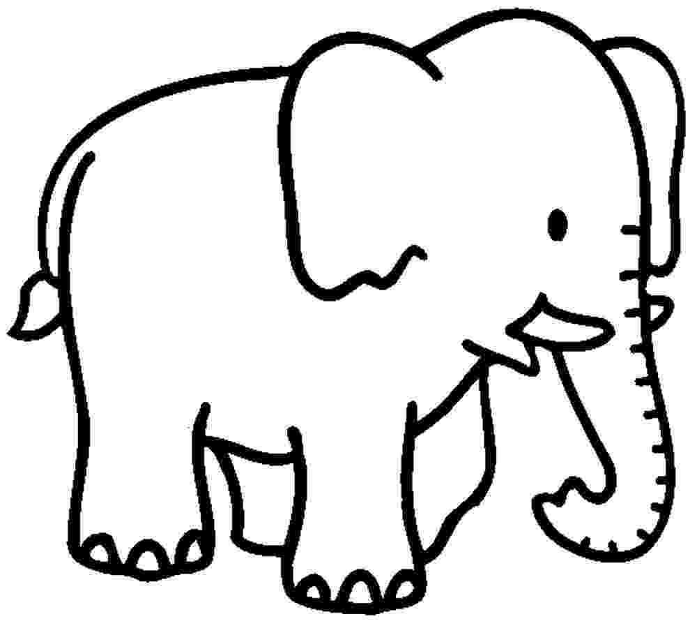 elephant pictures to color baby elephant coloring pages to download and print for free elephant pictures to color