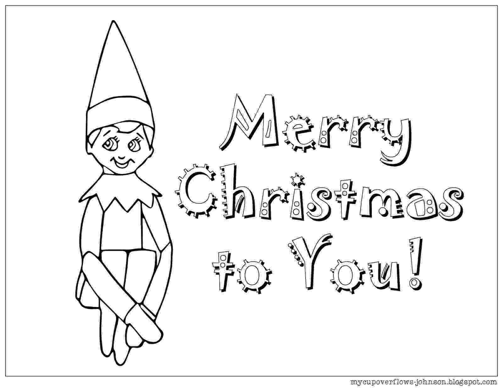 elf on the shelf coloring book elf on the shelf coloring page printable christmas the shelf book coloring on elf