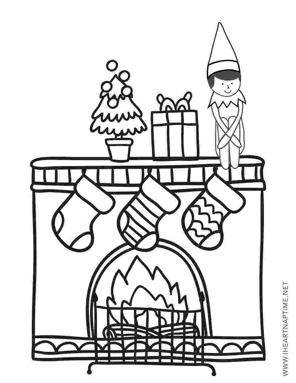 elf on the shelf printable coloring pages 30 free printable elf on the shelf coloring pages on printable the shelf elf coloring pages