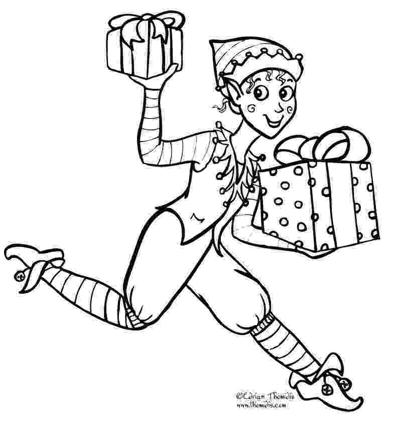 elf on the shelf printable coloring pages girl elf on the shelf coloring page she39s ready for the elf on the pages printable shelf coloring
