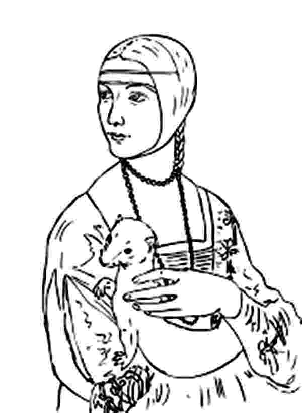 ermine color ermine coloring pages download and print for free color ermine 1 1