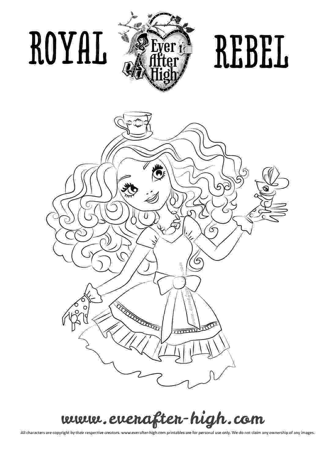 ever after coloring pages ever after high coloring pages download and print ever ever pages coloring after