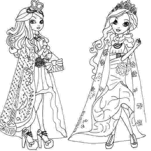 ever after coloring pages ever after high coloring pages print and colorcom after coloring ever pages 1 1