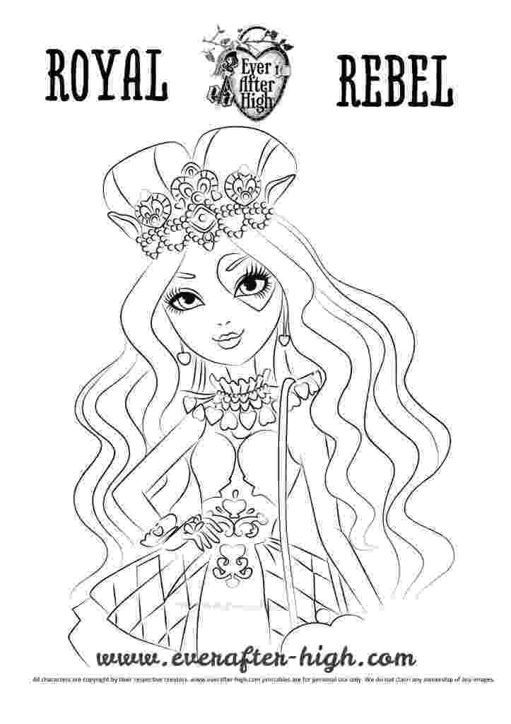 ever after coloring pages ever after high coloring sheets coloring for kids after pages coloring ever