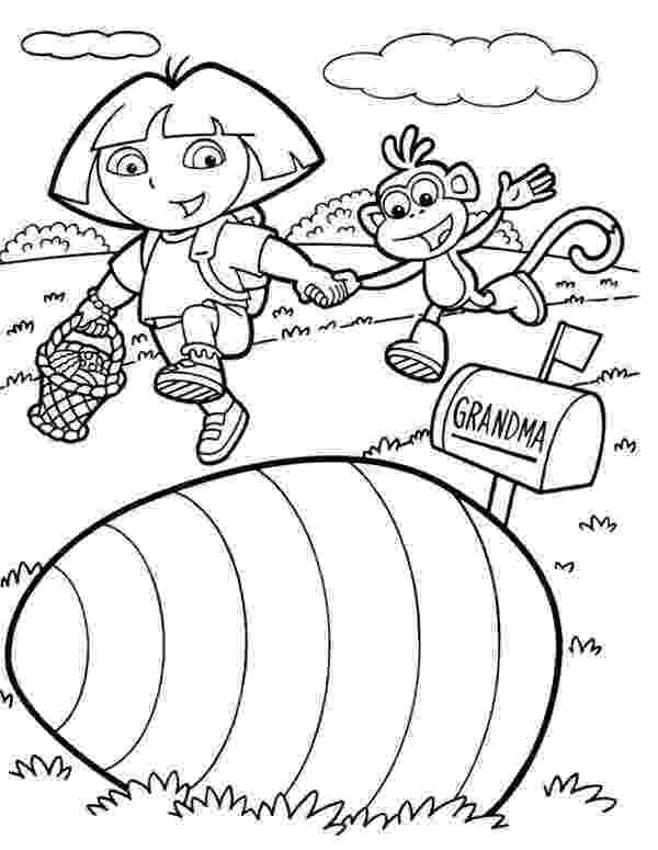 explorers coloring pages dora the explorers printable coloring pages coloring pages coloring explorers pages