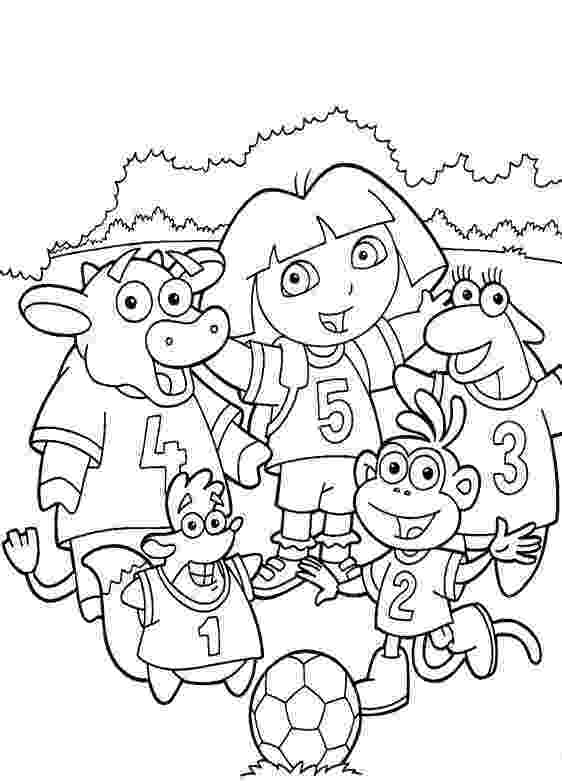 explorers coloring pages free printable dora the explorer coloring pages for kids pages explorers coloring