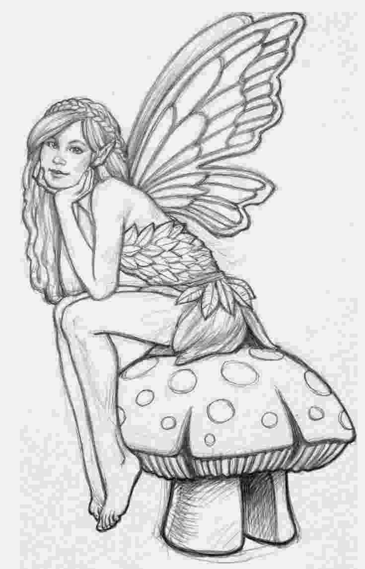 fairy pictures to colour and print sad fairy coloring page free printable coloring pages fairy colour and pictures print to
