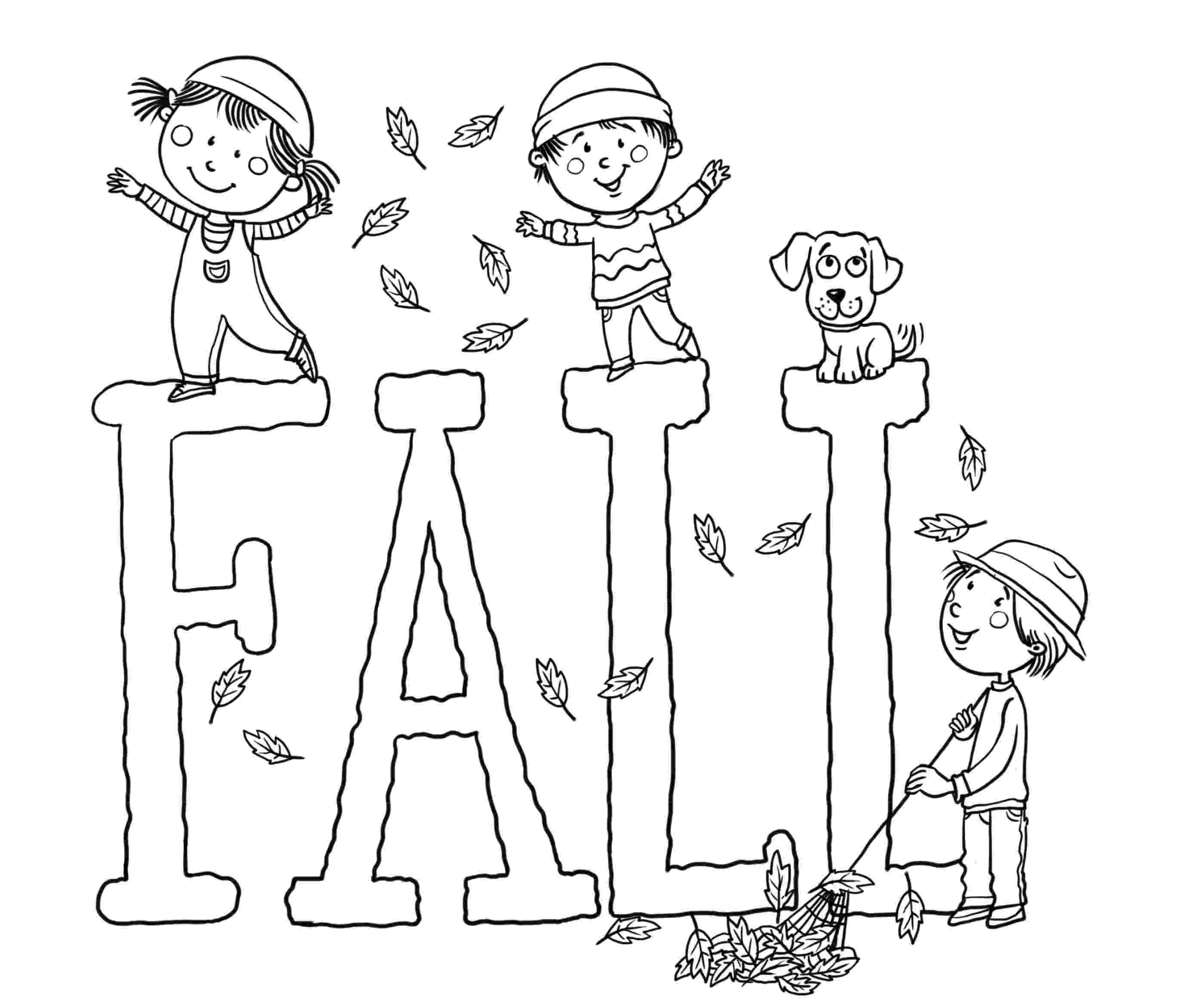 fall coloring pages printable 427 free autumn and fall coloring pages you can print pages coloring fall printable
