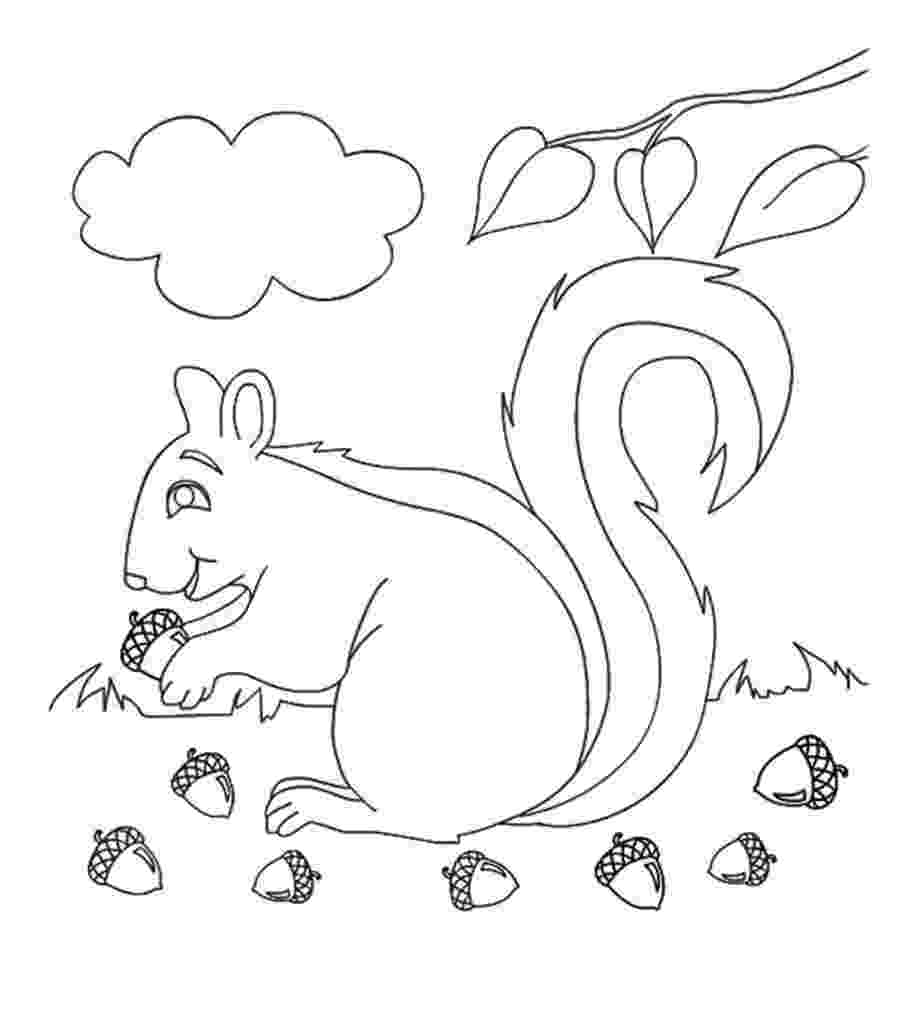 fall coloring pages printable fall leaves and acorn coloring page free printable pages coloring printable fall
