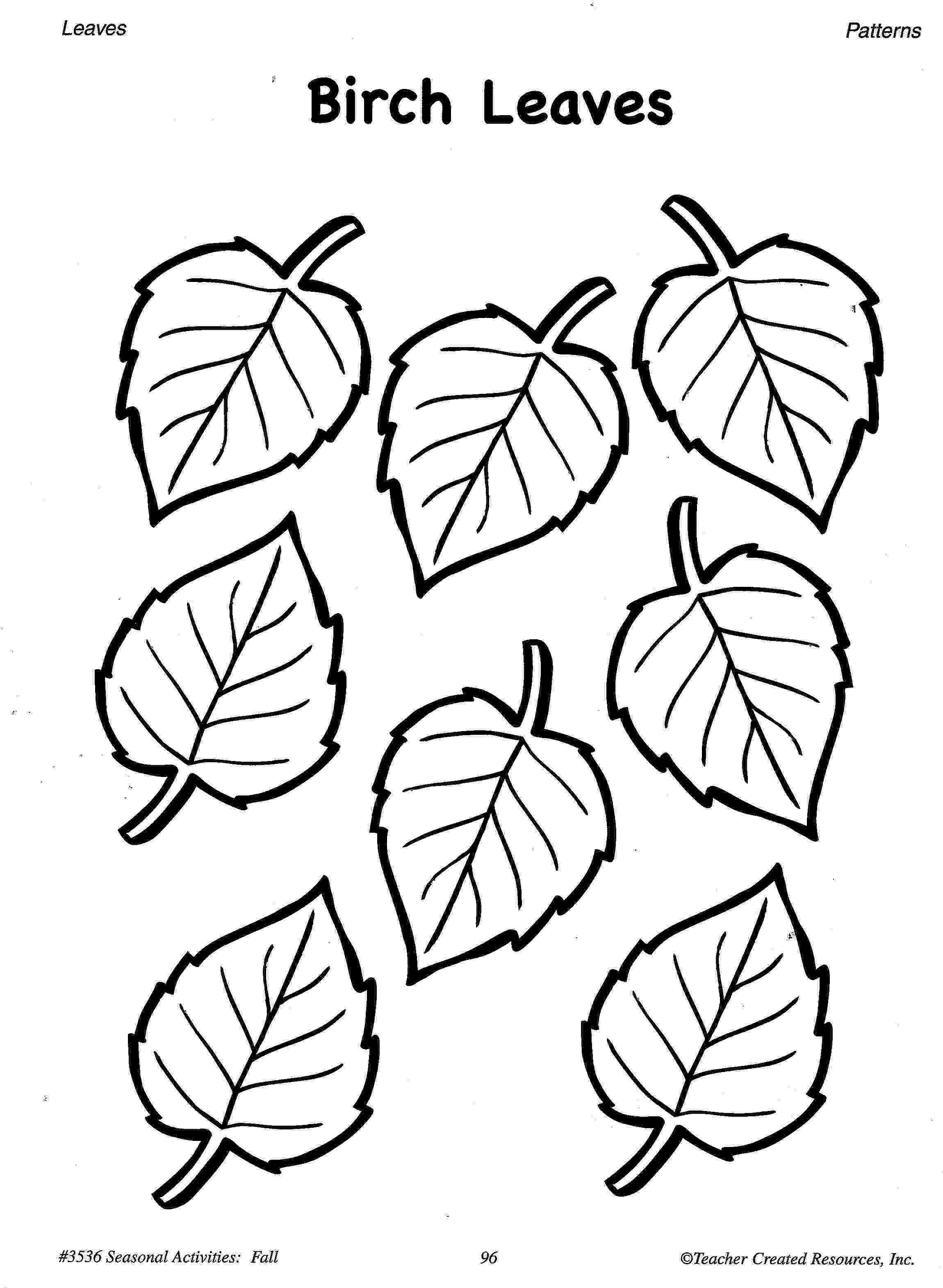 fall leaves print out fall leaf template cyberuse fall out leaves print