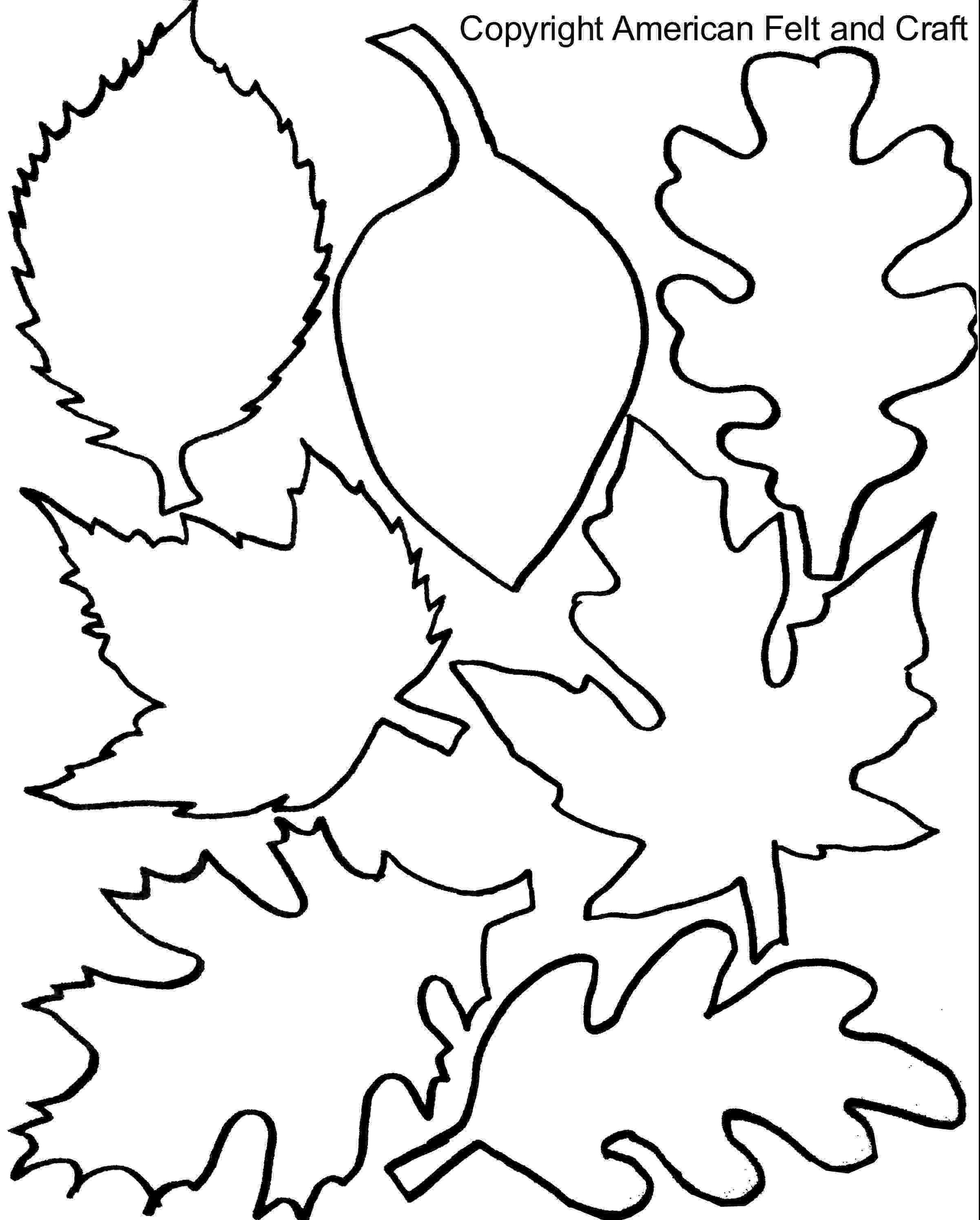 fall leaves print out leaf cut outs clipart best leaves print out fall