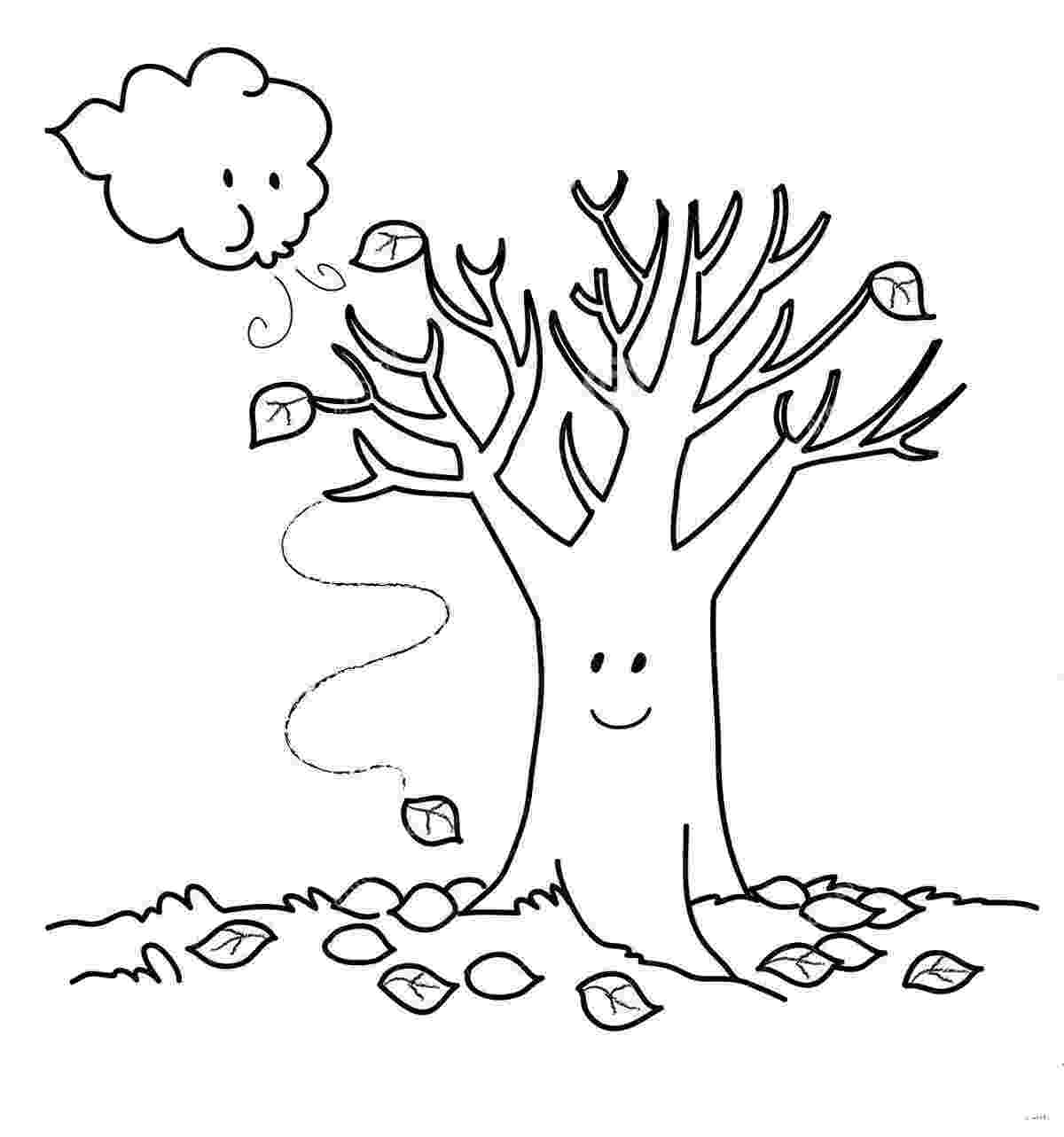 fall tree coloring pages make it easy crafts free printable autumn owl tree tree fall pages coloring