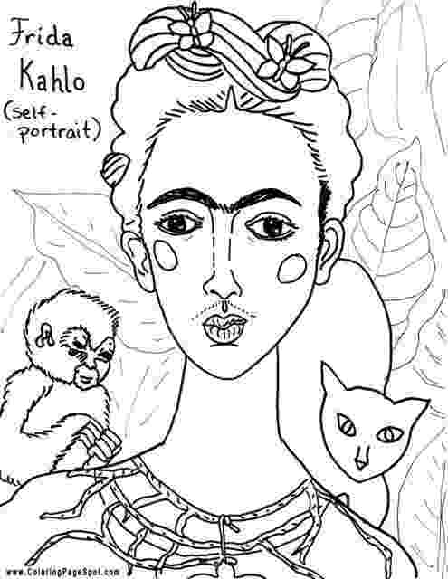 famous artists for kids coloring pages art coloring pages to print of famous artists for kids kids famous for artists coloring pages