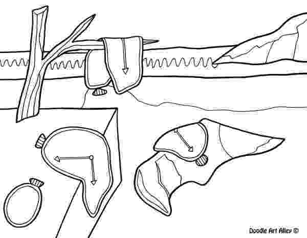 famous artists for kids coloring pages famous paintings coloring pages for kids famous pages kids for artists coloring