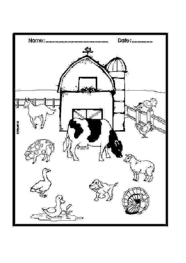 farm house coloring pages barn coloring pages coloring farm house pages