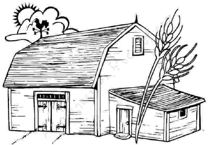 farm house coloring pages farm and baby animals coloring pages cows horses ducks house farm pages coloring