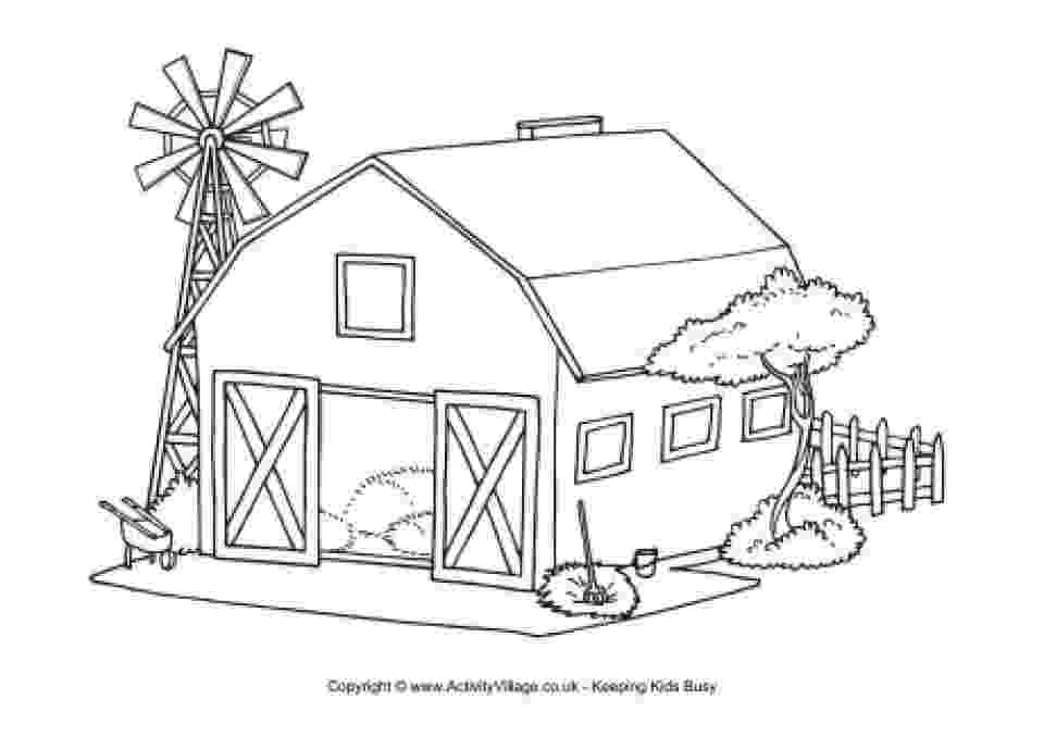 farm house coloring pages get this farm coloring pages free printable k2rww coloring pages farm house