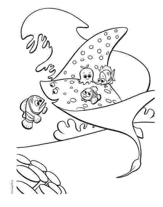 finding nemo coloring finding nemo coloring pages disneyclipscom coloring nemo finding