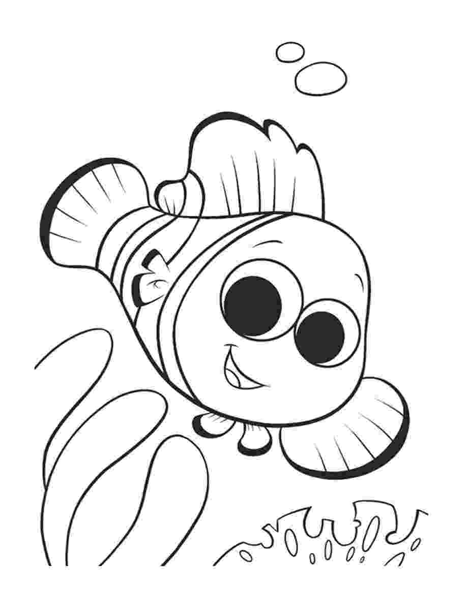 finding nemo coloring free printable nemo coloring pages for kids finding nemo coloring