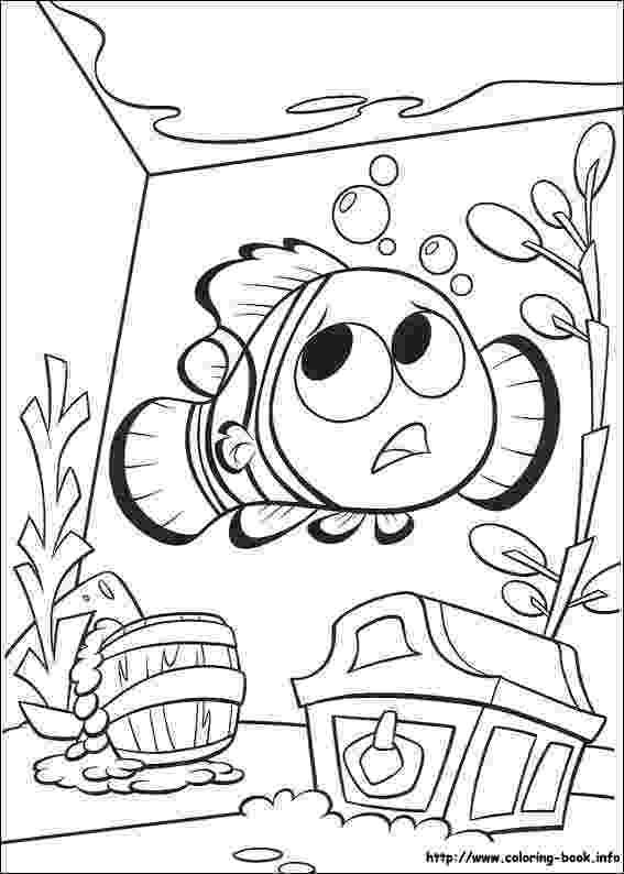 finding nemo coloring nemo on pinterest finding nemo keep swimming and pixar coloring nemo finding