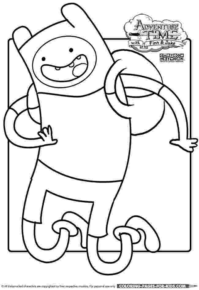 finn and jake coloring pages finn and jake drawing at getdrawingscom free for coloring jake and pages finn