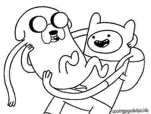 finn and jake coloring pages jake and finn coloring page free printable coloring pages pages and coloring jake finn