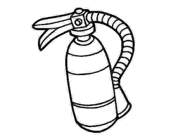 fire extinguisher coloring page fire extinguisher coloring pages coloring pages to fire page extinguisher coloring