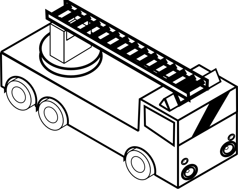 fire truck coloring pages to print firefighter coloring pages free printables momjunction to print truck pages coloring fire