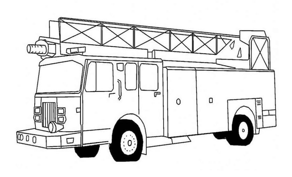 fire truck free printables free printable fire truck coloring pages for kids printables truck free fire