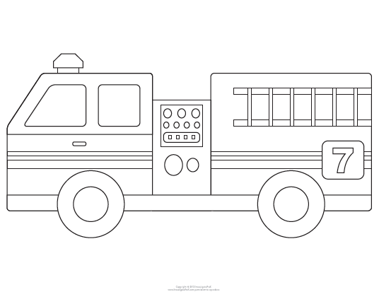 fire truck free printables printable fire truck coloring pages coloring book printables truck fire free
