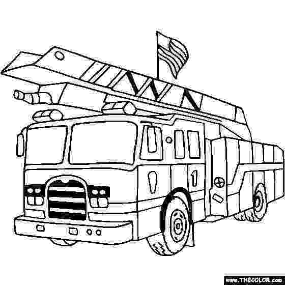 fire truck pictures coloring pages fire truck coloring pages to download and print for free pages truck fire coloring pictures