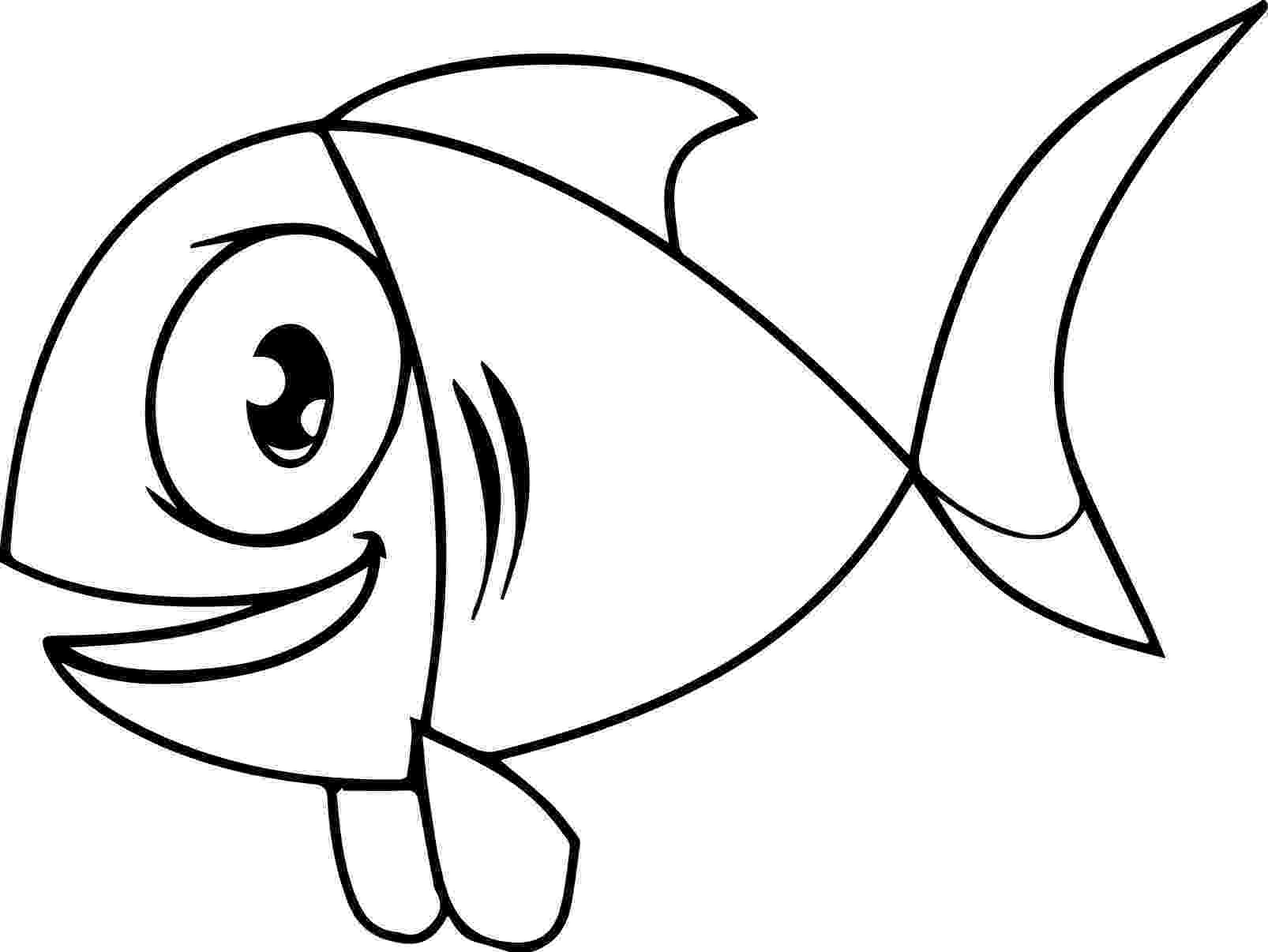fish cartoon coloring pages cartoon angel fish coloring page coloring sky cartoon coloring fish pages