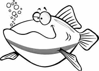 fish cartoon coloring pages picture of clown fish coloring pages best place to color cartoon coloring pages fish