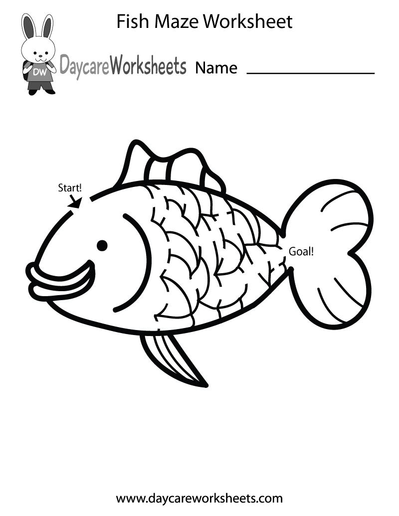 fish coloring worksheet fish coloring pages for preschool preschool and kindergarten worksheet coloring fish
