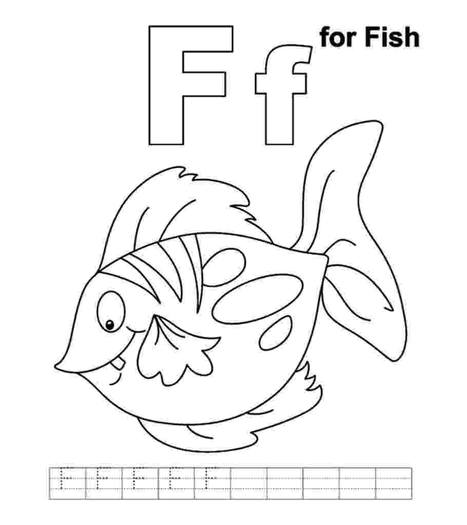 fish coloring worksheet fish school worksheet educationcom coloring fish worksheet