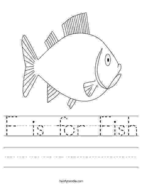 fish coloring worksheet the fish is blue worksheet twisty noodle coloring worksheet fish