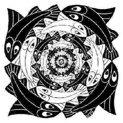 fish tessellation fish tessellation fish tessellation