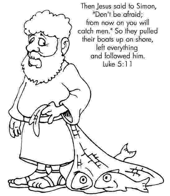 fishers of men coloring page fishers of men bible printables christian preschool coloring fishers men of page