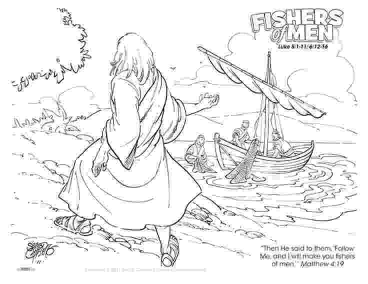 fishers of men coloring page fishers of men color page fisher39s of men coloring pages men coloring page fishers of