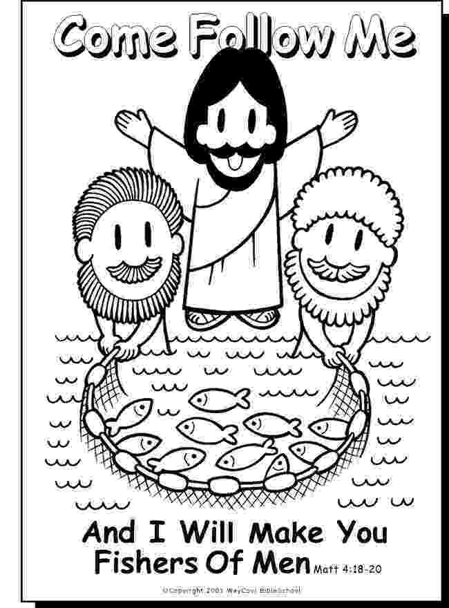 fishers of men coloring page fishers of men coloring pages men fishers of page coloring